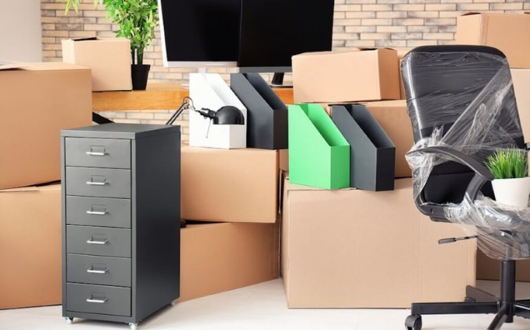 Moving Offices